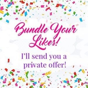 Don't just LIKE... BUNDLE!! 💕